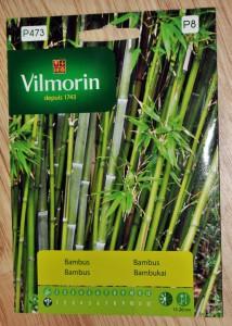 Bambus nasiona