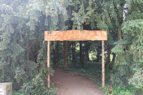 cisowe komnaty arboretum